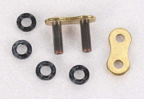 Rivet Connecting Link for 520 Pro-Street VX2 Series X-Ring Chain - Black Manufacturer DID DID 520VX2 ZJ NAT RIVET LINK