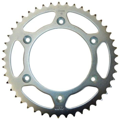 Sunstar 2-355944 44-Tooth Standard Steel Rear Sprocket for 520 Chain