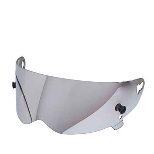 CRG Replacement Shield Visor for Full Face Helmet Mirrored Lens