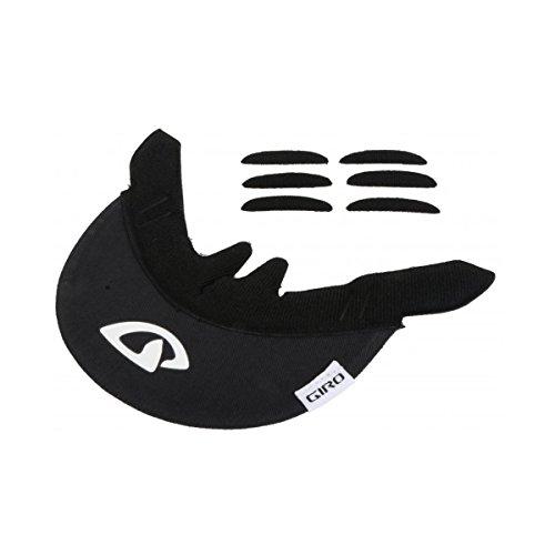 Giro Helmet Replacement Cloth Visor Black
