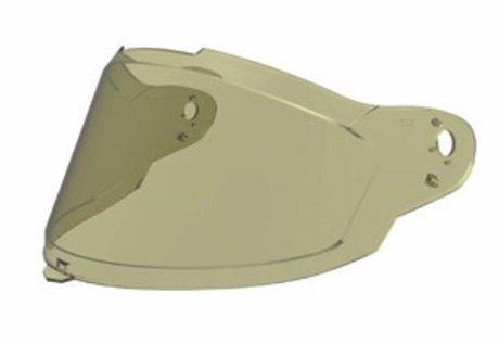 Nexx XR2 Replacement Visor Iridium Silver