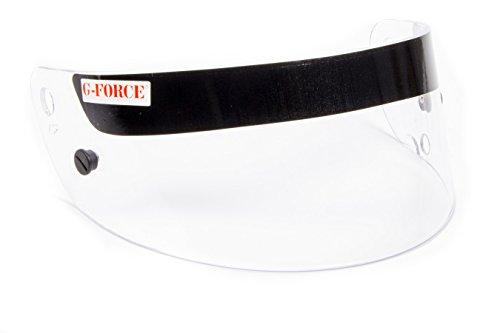 G-Force 8601 Pro Fit Clear Helmet Shield