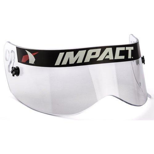 Impact 13199901 Champ Nitro Helmet Visor Clear