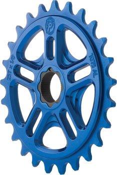 Profile Racing Spline Drive Sprocket 25t Blue for 19mm 48 Spline Spindles