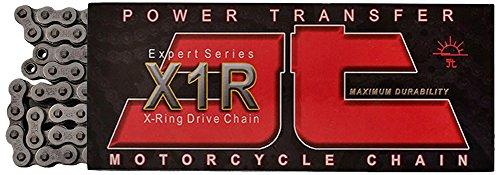 JT Sprockets JTC520X1R2112DL Steel 112-Link Heavy Duty X-Ring Drive Chain 520 X1R2