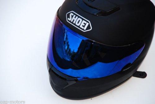 Blue CW1 Aftermarket Visor to fit Shoei Helmet Qwest RF1100 X-12 X12 RF XR X-spirit 2 1100 Yamaha