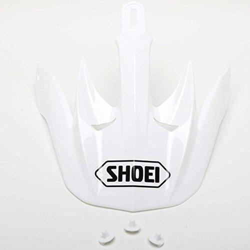Shoei Cross Visor for V-MT Helmet - --White