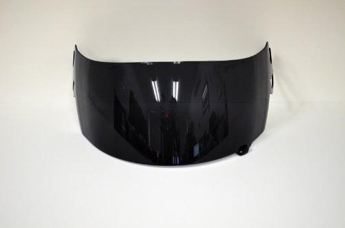 Dark Smoke Tint Tinted Helmet Visor Shield for Suomy Spec 1r Extreme Apex Excel Aftermarket Shield