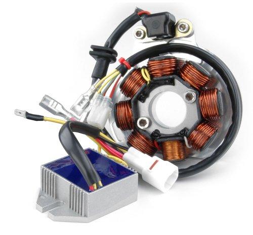 Trail Tech SR-8312 100W Stator DC Electrical System Kit