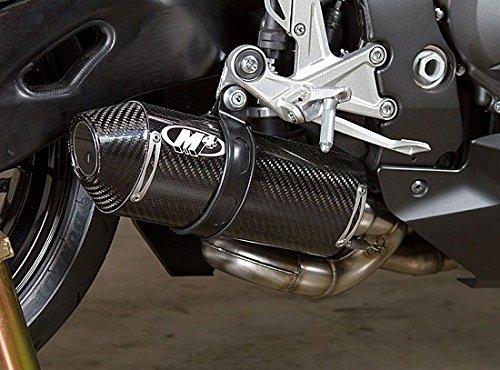 M4 Honda CBR1000RR 08-16 Street Slayer Slip On Exhaust Carbon