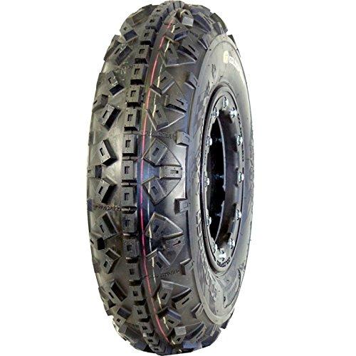 1- ATV Front Tire 20X6-10 YELLOW Compound ATV Racing tire - Goldspeed SX-F