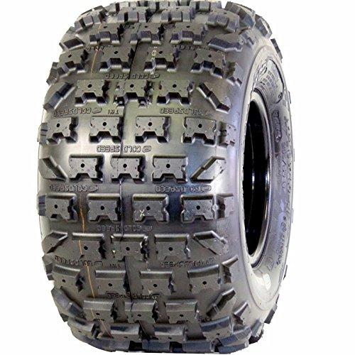 1- ATV REAR Tire 18x10-8 Blue Compound ATV Racing tire - Goldspeed MXR2