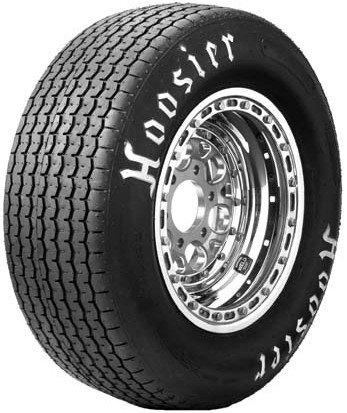 Hoosier Quick Time DOT Drag Racing Tire P275-60D-15 - 17110QT
