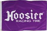 Hoosier Racing Tires 2 x 3 Hoosier Flag Banner - 250001