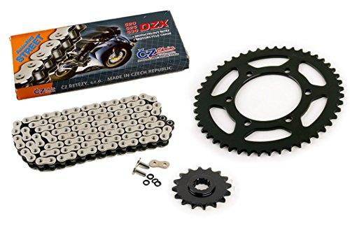 03-05 Yamaha R6 YZF-R6 520 Conversion CZ DZX X-Ring Chain Sprocket 1643 120L