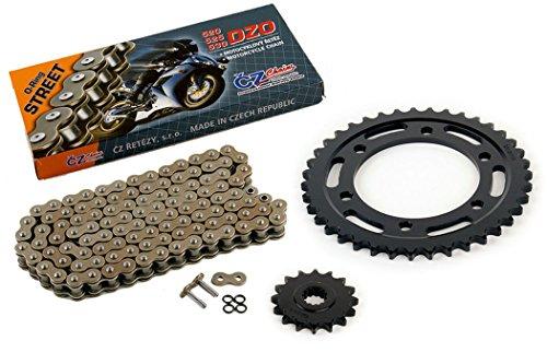 03-05 Yamaha R6 YZF-R6 530 Conversion CZ DZO O-Ring Chain Sprocket 1639 120L