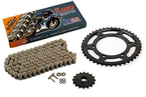 03-05 Yamaha R6 YZF-R6 530 Conversion CZ DZO O-Ring Chain Sprocket 1642 120L