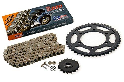 03-05 Yamaha R6 YZF-R6 530 Conversion CZ DZO O-Ring Chain Sprocket 1745 120L