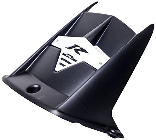 Puig 4087J Black Rear Hugger Yamaha 06-15R6 S 05-07