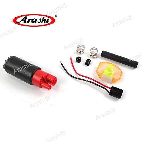 Arashi Fuel Gas Petrol Pump for KAWASAKI Ninja ZX6R ZX-6R ZX636 2003-2015  Ninja ZX6RR ZX6-RR ZX-636 2003-2006 Motorcycle Replacement Accessories 2004 2005 2007 2008 2009 2010 2011 2012 2013 2014