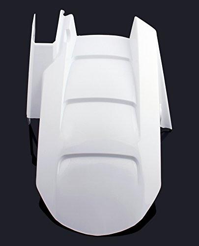 Areyourshop Rear Hugger Fender Mudguard ABS Fairing For Kawasaki ZX6R 2003-2004