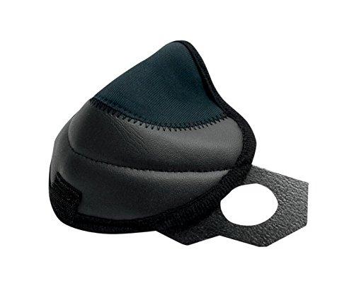 Afx Helmet Breath Guard For Fx-39 - Black 0134-1362