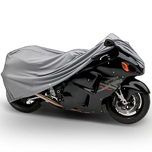 Motorcycle Bike 4 Layer Storage Cover Heavy Duty For Suzuki GSXR Gixxer 750