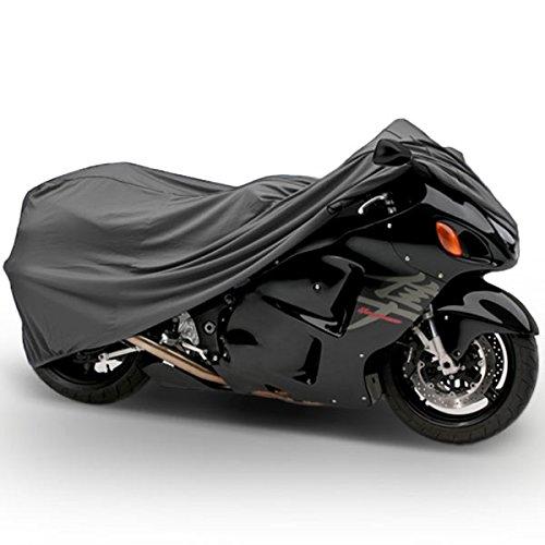 Motorcycle Bike Cover Travel Dust Storage Cover For Suzuki GSXR GS Gixxer 750
