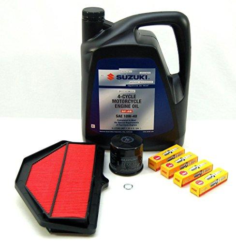 Suzuki OEM Tune Up Kit GSXR750 04-05 GSXR Gixxer 750