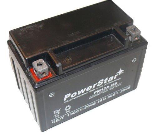 AGM Sealed YT12A-BS BATTERY For Suzuki GSXR 750 1000 GSX-R750 GSXR750 GSXR1000