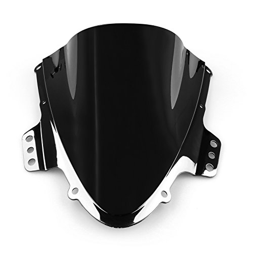 Areyourshop Windshield WindScreen Double Bubble For Suzuki GSXR 1000 2005-2006 K5