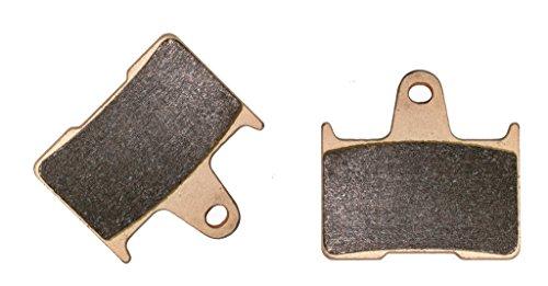 CNBK Rear Sintering HH Disc Brake Pads fit SUZUKI Street GSX-R1000 GSXR1000 GSXR GSX R GSX-R 1000 K5 05 06 2005 2006 1 Pair2 Pads