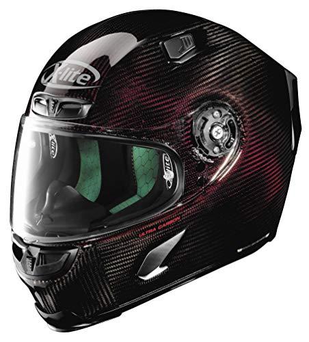 X-Lite Helmets Lgx803 Ultra Crbn Nuance Red Lg U835275590051 New