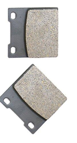 CNBK Rear Disc Brake Pads Semi-Metallic for SUZUKI Street Bike GSX1100 GSX 1100 F GV72C E671 93up 1993up 1 Pair2 Pads