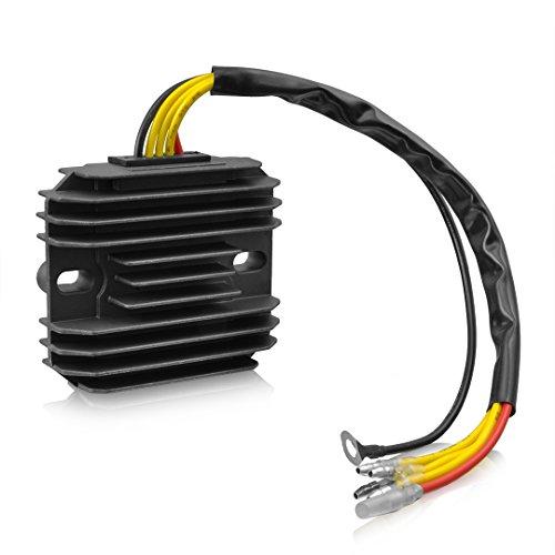 MZS Voltage Regulator Rectifier for Suzuki GS250 GS400 GS425 GS450 GS550 GS750 GSX750 GS850 GS1000 GS1100 GS1100E GS1100-LT GS1100S GSX1100 LT230E 32800-49X50 32800-45210 46-3918
