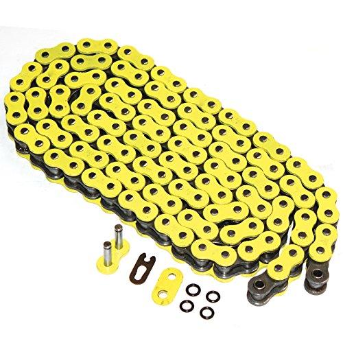Caltric O-RING Yellow DRIVE CHAIN Fits SUZUKI GSR-600 GSR600 GSR 600 2006-2009