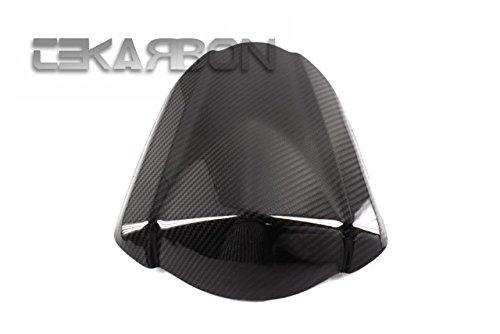 2007 - 2008 Suzuki GSXR 1000 Carbon Fiber Cowl Seat - Twill