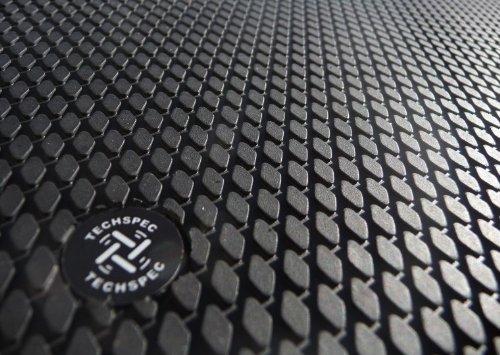 10-15 Kawasaki Concours-a: Techspec Tank Grip Pads (black)
