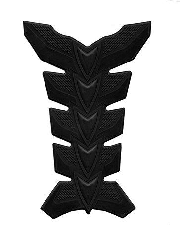 Motorcycle Black Racing 3D Fiber Gas Rubber Decal Tank Protector Pad Sticker For Aprilia FALCO SL1000 2000 2001 2002 2003 2004