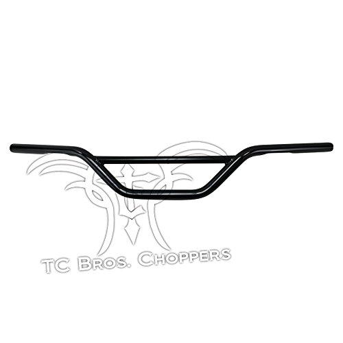TC Bros 1 Enduro Handlebars - Black Dimpled