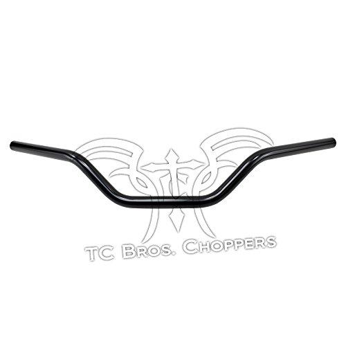 TC Bros 1 Tracker Handlebars - Black Smooth