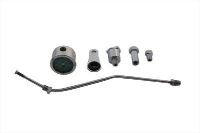 V-Twin 40-0573 - Oil Gauge Kit without Oil Pressure Sender