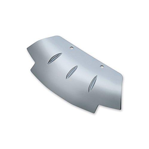 Kuryakyn Lower Triple Tree Wind Deflector - Chrome