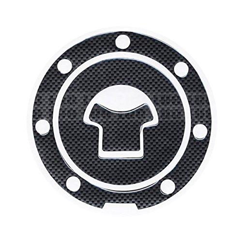Motorbike Racing Fiber Fuel Gas Cap cover Tank Protector Pad Sticker Decal For Honda CBR1000RR 2008-2012