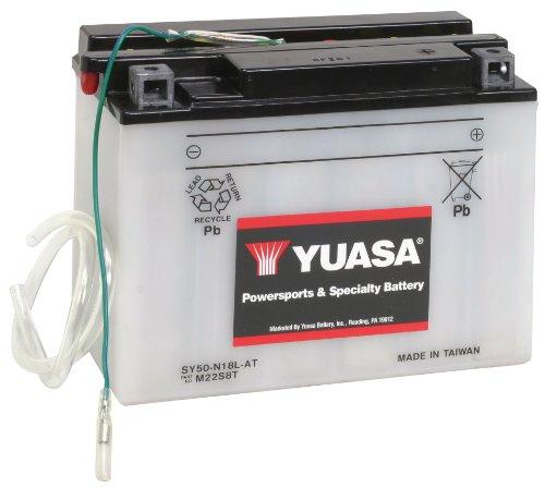 Yuasa Yuam22s8t Sy50-n18l-at Battery