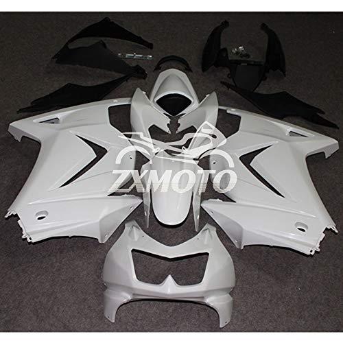 ZXMOTO Unpainted Fairing Kit for KAWASAKI NINJA 250R EX250 2008 2009 2010 2011 2012