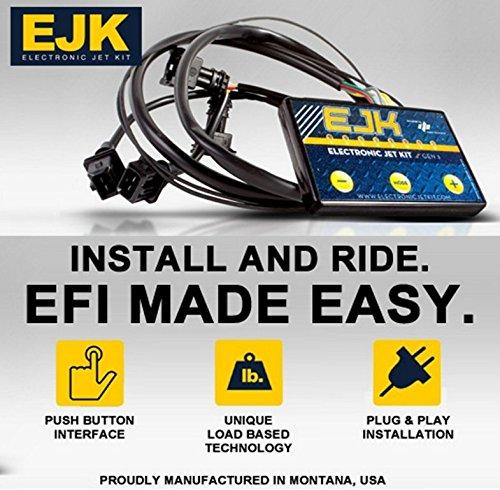 Dobeck Performance Kawasaki VN 900 Fuel Injection Programmer 2006-2016 EJK 9120275