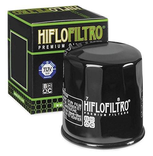 New Hiflofiltro ATVUTV Oil Filters Pack of 10 - 1988-2007 Kawasaki Mule 1000