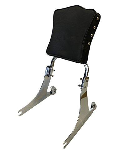 Studded - Sissy Bar Backrest for 06 Harley Davidson Dyna FXD FXDC FXDL FXDWG FXDB