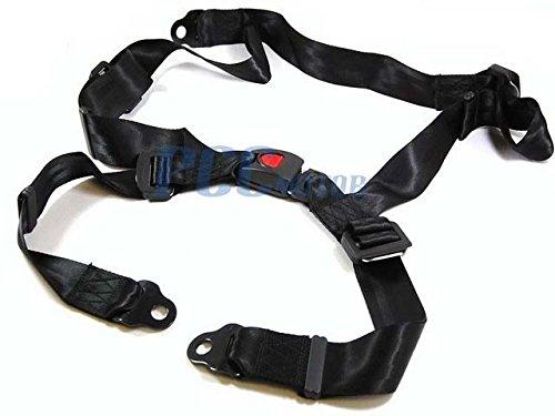 2L Seat Saftey Belt Harness Kit Single Seat Go Kart Buggie BT00